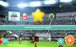 Find a Way Soccer: Women's Cup - гол