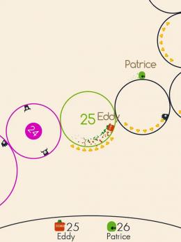 Running Circles - игра
