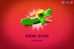 Ruby Run: Eye God's Revenge - оружие
