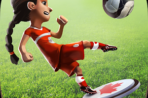 Find a Way Soccer: Women's Cup - иконка