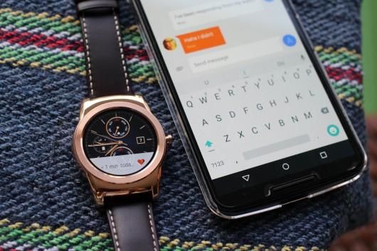 Расход аккумулятора в Android Wear 5.1.1