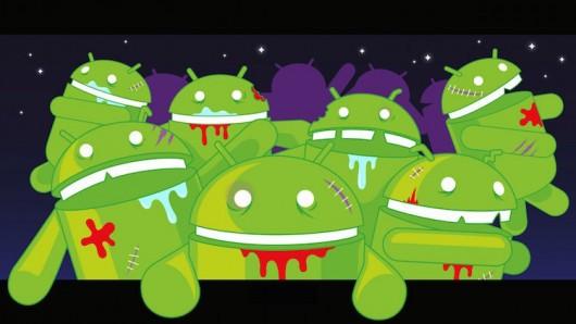 Google Play обзавелся вирусными программами