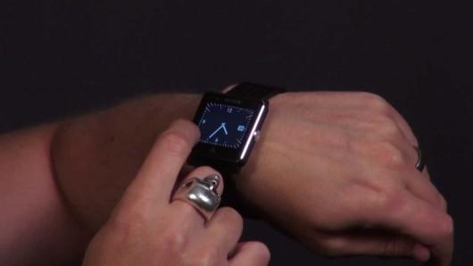 Поддержка модуля NFC в часах Samsung
