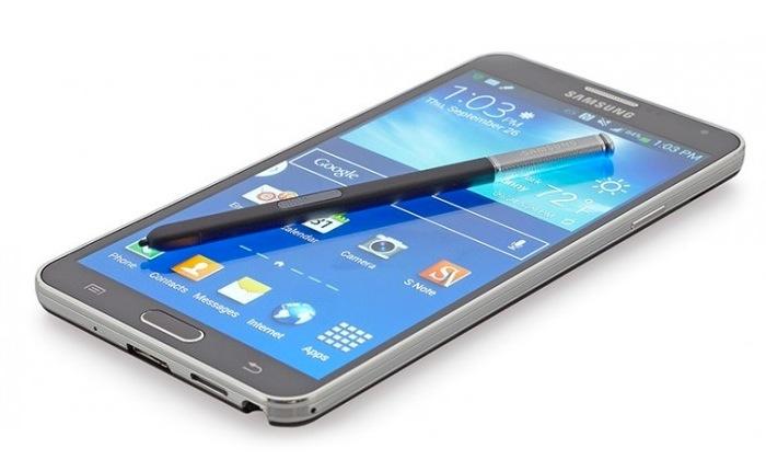Samsung Galaxy Note 5 поддерживает новые технологии