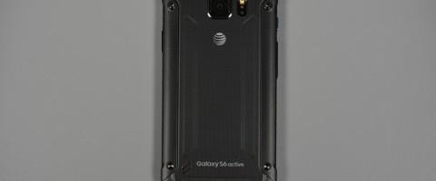 Внешний вид устройства Samsung Galaxy S6 Active
