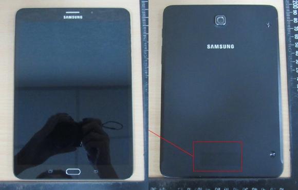 Samsung Galaxy Tab S2 8.0 - очень тонкий планшет