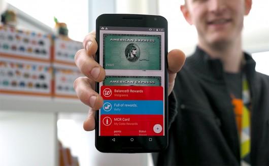 Оплата покупок при помощи Android Pay