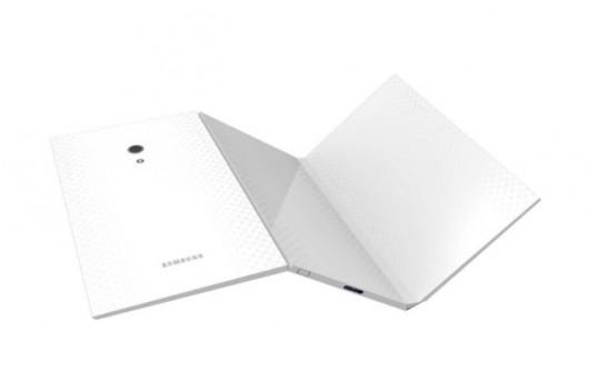 Samsung планирует начать выпуск гибких планшетов