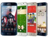 Темы на смартфонах Samsung