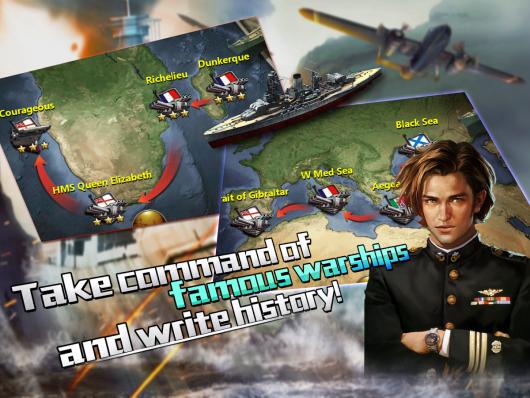 Age of Ships - тактика