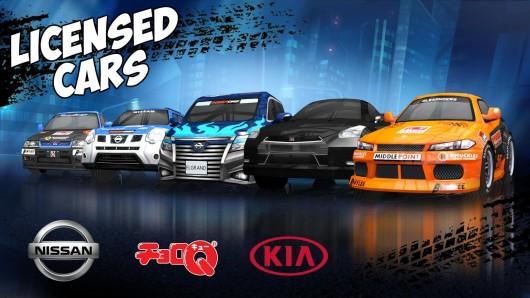 Mini Motor Racing WRT - трассы
