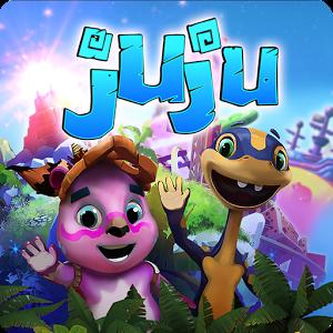 JUJU - забавный платформер