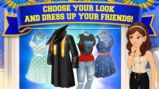 High School Story - гардероб