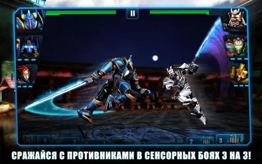 Ultimate Robot Fighting - новые персонажи