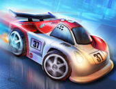 Mini Motor Racing WRT - забавные гонки