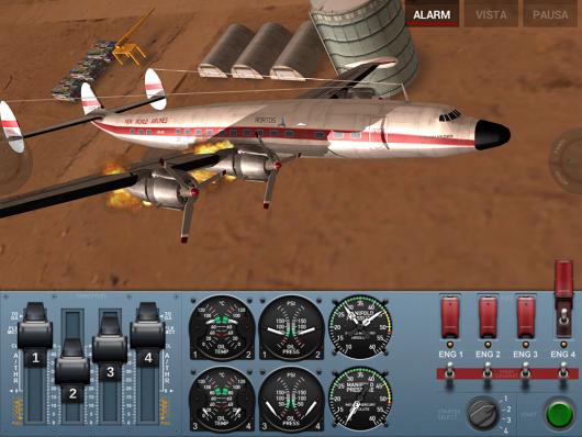 Extreme Landings - крутое приземление