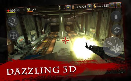 Zombie Crush 2 - опасность