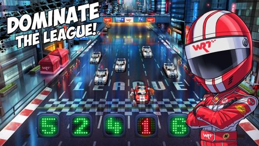Mini Motor Racing WRT - шальная скорость