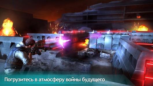 TERMINATOR GENISYS: REVOLUTION - битвы киборгов