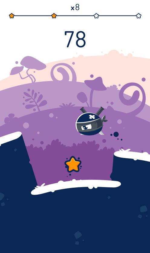 Orby's adventure - по кругу
