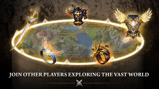 Runes of War - прокачка персонажей