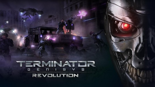 TERMINATOR GENISYS: REVOLUTION - катастрофа