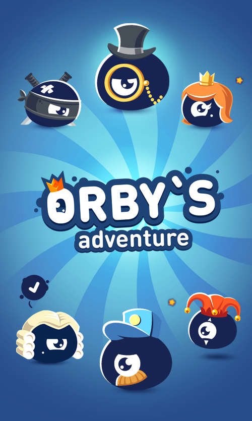Orby's adventure - светый мир