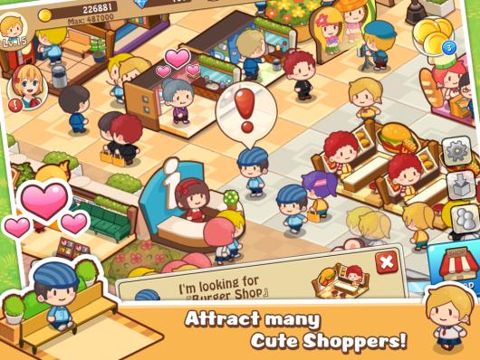 Happy Mall Story - новые покупатели