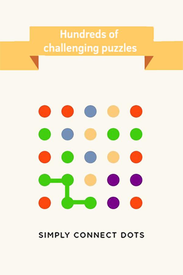 Connect The Dots - простые точки