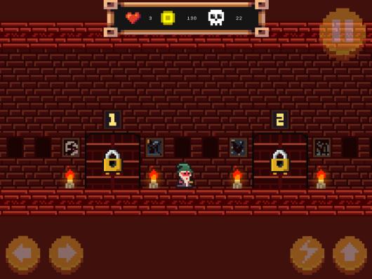 Pixel Wizard: 2D platform RPG - в поиске бонусов