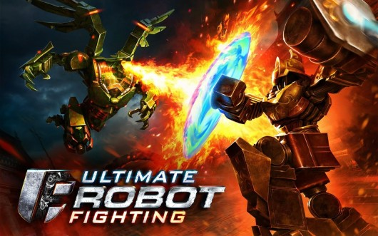 Ultimate Robot Fighting - новые битвы