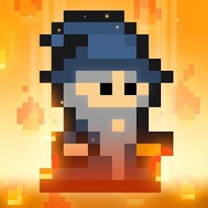 Pixel Wizard: 2D platform RPG - прекрасный платформер