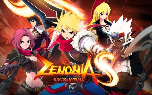ZENONIA S: Rifts In Time - крутое аниме