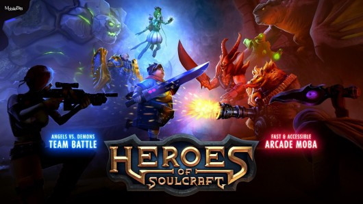 Heroes of SoulCraft - крутые бои