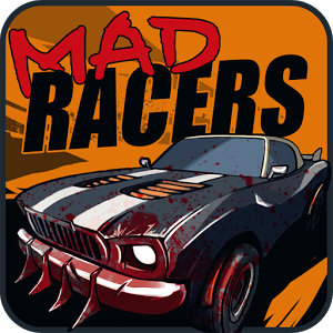 Mad Racers - злой гонщик