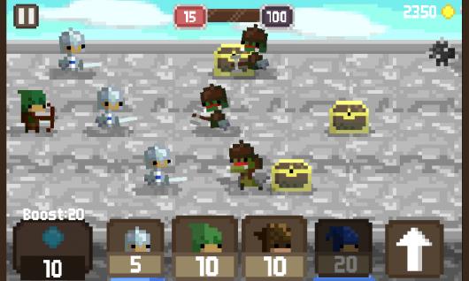 Pixel Kingdom - пиксельная вселенная