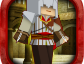 Assassin Mission Block Gun - приключения