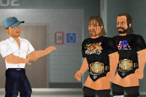 Booking Revolution (Wrestling) - крутой рестлинг
