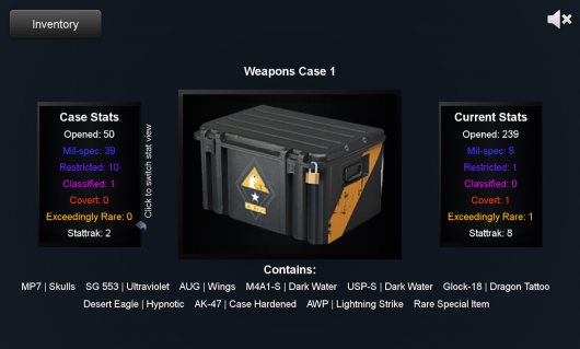 Case Simulator - наша добыча