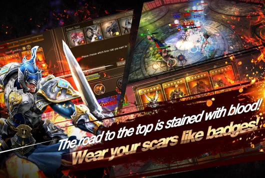 Iron Knights - крутое оружие