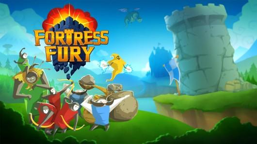 Fortress Fury -  крупные локации