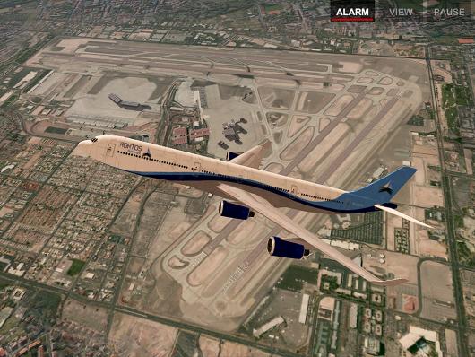 Extreme Landings - высота