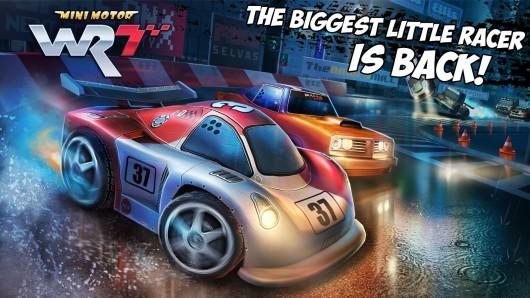 Mini Motor Racing WRT - крутые гонки