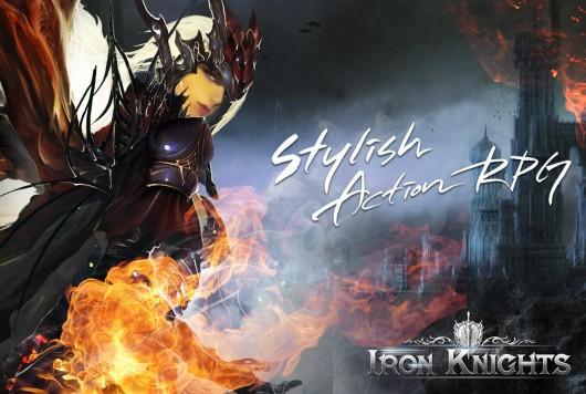 Iron Knights - суровая битва