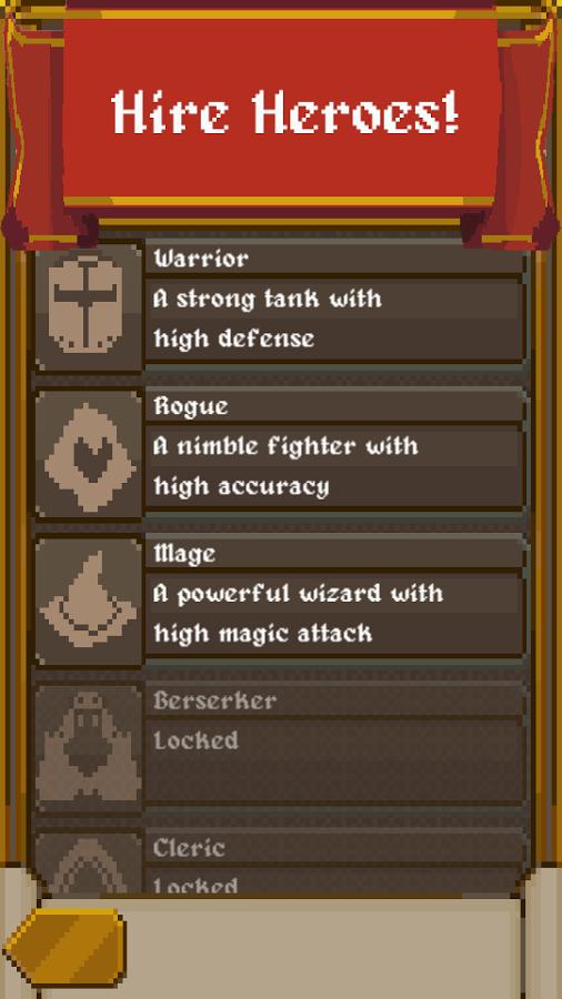 Merchant - развитие персонажа