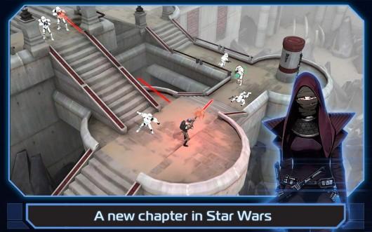 Star Wars: Uprising - космическая армия
