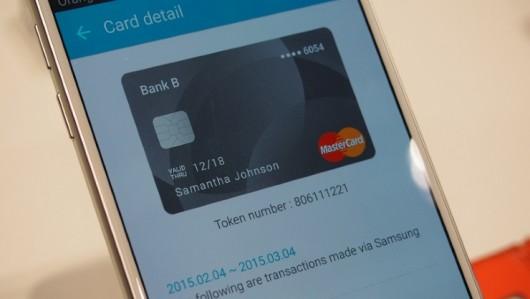 MasterCard разрабатывает Samsung Pay вместе с южнокорейской компанией