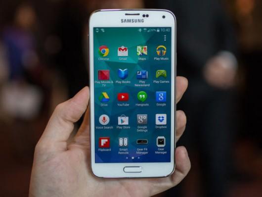 Смартфоны Samsung позволяет измерить уровень жира