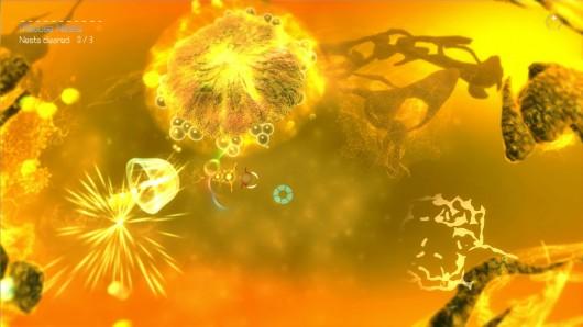Sparkle 3 Genesis - поедание