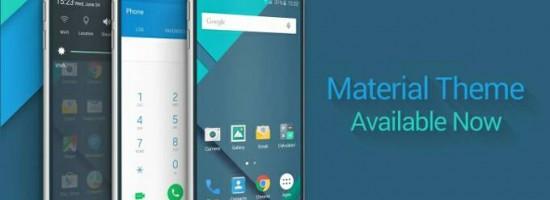 Новый темы оформления от Samsung